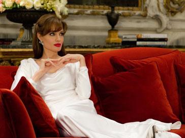 Анджелина Джоли получила приз на кинофестивале в Боснии и Герциговине