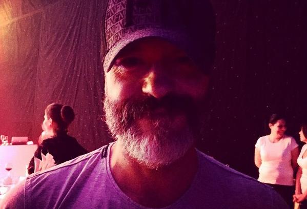 Федор Бондарчук с бородой фото