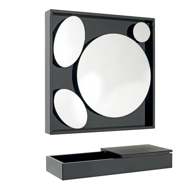 Зеркало и полки для прихожей, Schönbuch, галереи Neuhaus