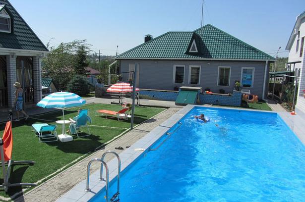 Клуб семейного отдыха «ТеремОК»