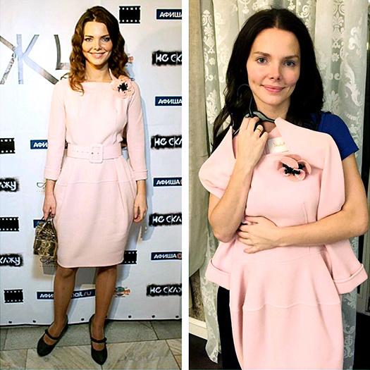Лиза Боярская продает свое самое счастливое платье