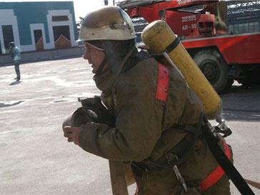 Пожар в реставрационном центре Грабаря