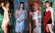 5 сексуальных кинонарядов Миллы Йовович