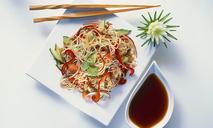 Салат «Ужин самурая»