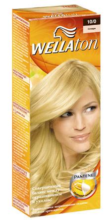 Крем-краска Wellaton, оттенок «Сахара» с восстанавливающей сывороткой Color Therapy. Придает волосам яркий цвет и здоровый вид. Восстанавливающая сыворотка Color Therapy содержит аминосиликоны, обволакивающие волос, восстанавливает структуру, делает волосы блестящими и мягкими.