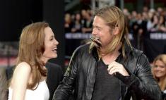 Брэд Питт сделал Анджелине Джоли роскошный подарок