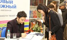 Смена амплуа: Чумаков представил свою книгу-триллер