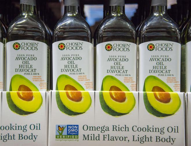 Маски для лица с маслом авокадо