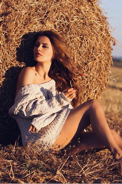 Виктория Боня: фото