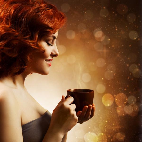 Хна и кофе для окрашивания волос