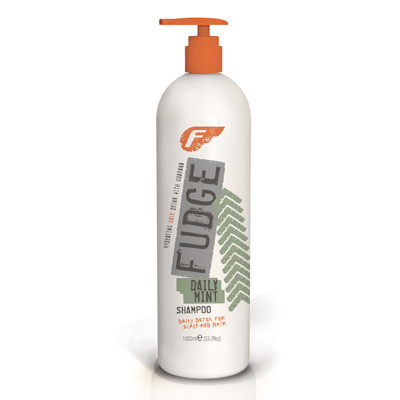 Fudge, освежающий шампунь для тела и волос Daily Mint Hair & Body Wash