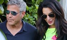 Джордж Клуни покупает семейное гнездо во Франции