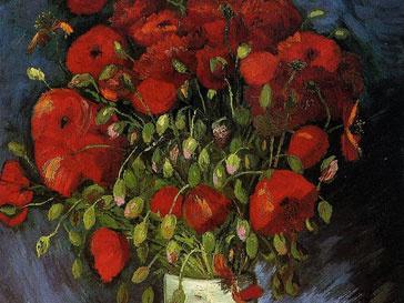Винсент Ван Гог (Vincent van Gogh) «Маки»