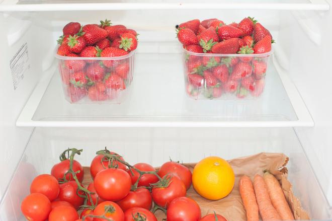 как хранить клубнику в холодильнике - полезные рекомендации