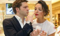 Крюков, Рудковская и другие звезды стали beauty-консультантами