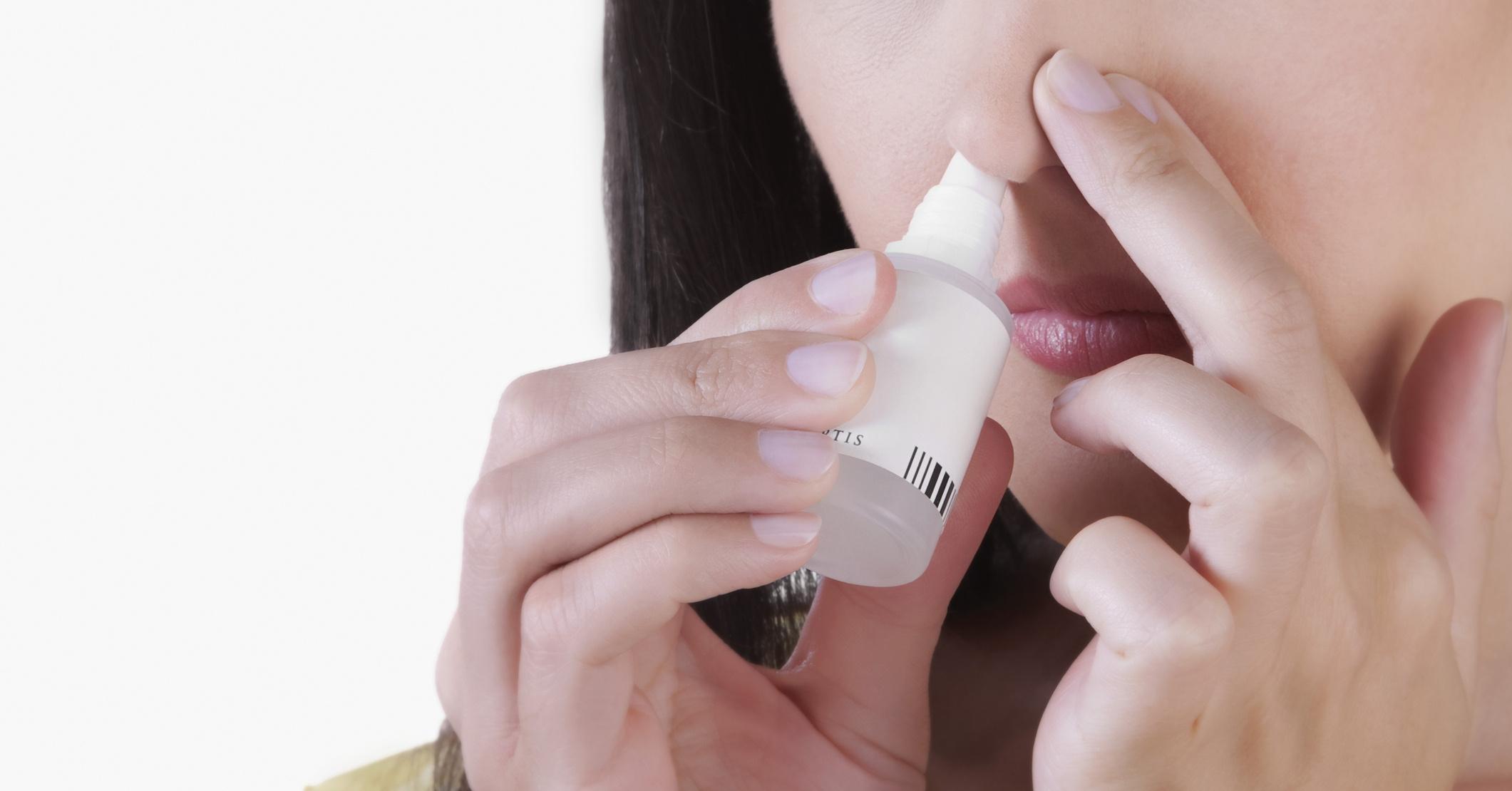 Чем беременным закапать нос 51