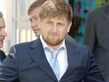 Рамзан Кадыров в активном поиске