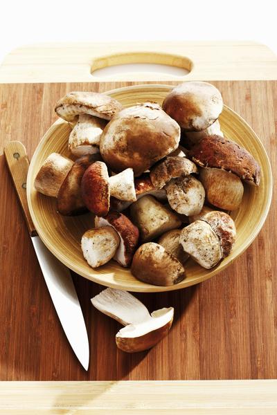 К чему снятся белые грибы