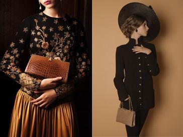 В Victoria's Vintage можно найти одно из первых маленьких черных платьев, созданное в 1926 году Габриэль Шанель