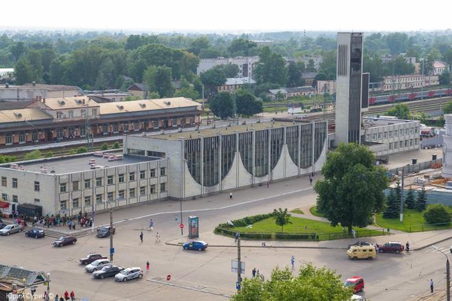 Тверь, вокзал