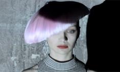 Екатерина Вилкова сменила имидж для модного видео