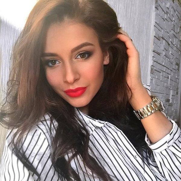 """София Никитчук, """"Мисс Россия-2015"""", фото"""