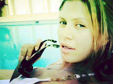 Виктория Боня без макияжа.