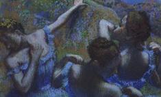 Украденная картина Эдгара Дега нашлась на аукционе Sotheby's