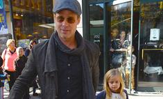 Джоли разрешила: Питт впервые увидел детей после скандала