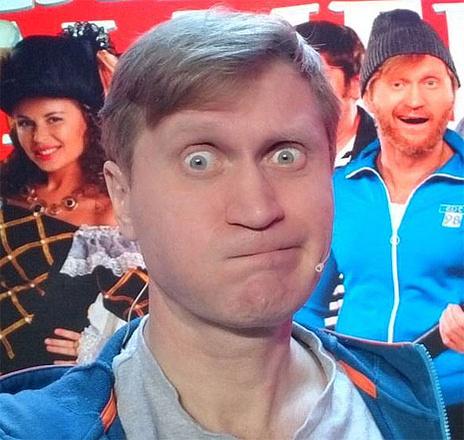 Андрей Рожков, актер («Шоу Уральские пельмени»), фото