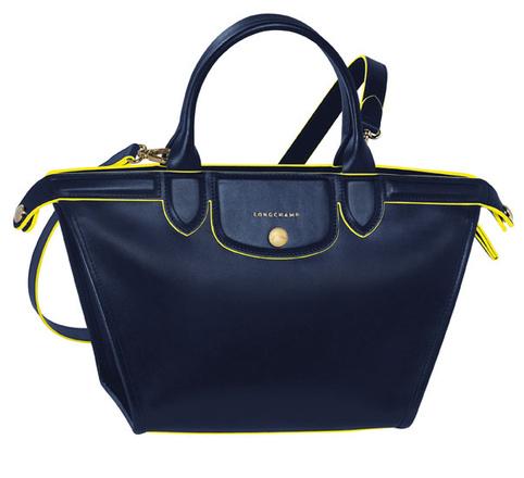 Сумка Longchamp, Le Pliage Héritage mini, 65400 руб.