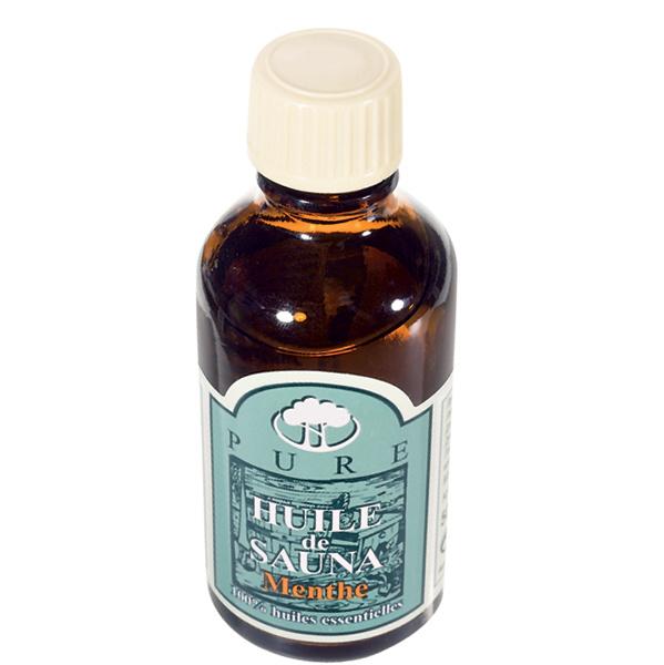 Мятное масло для сауны Huile de Sauna, Pure.