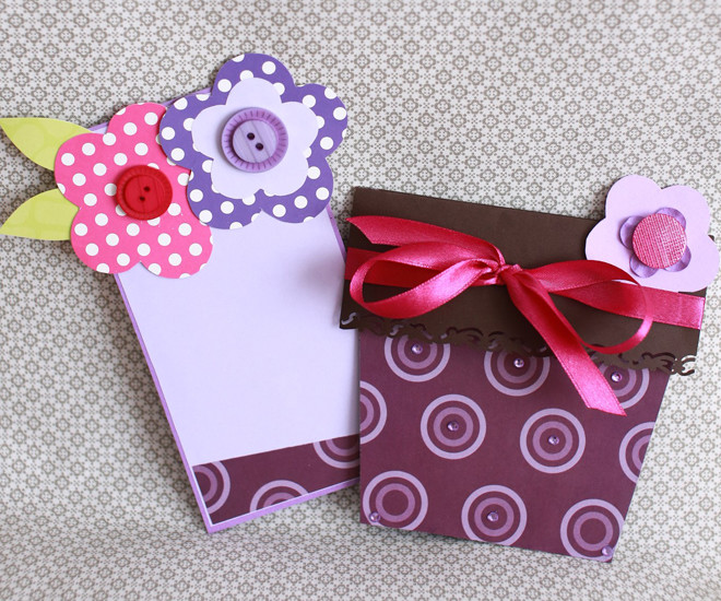 мастер-класс открытки подарки