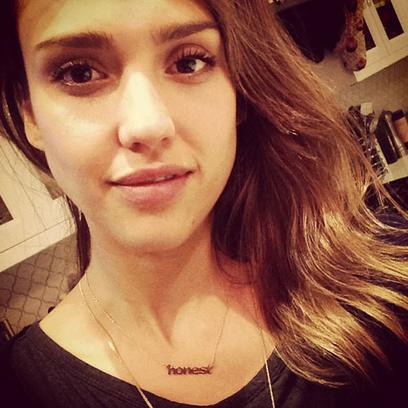 Джессика Альба 2013
