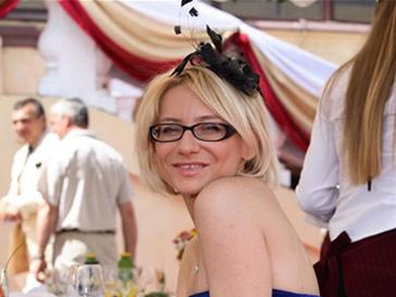 Эвелина Хромченко вернулась в мир глянца