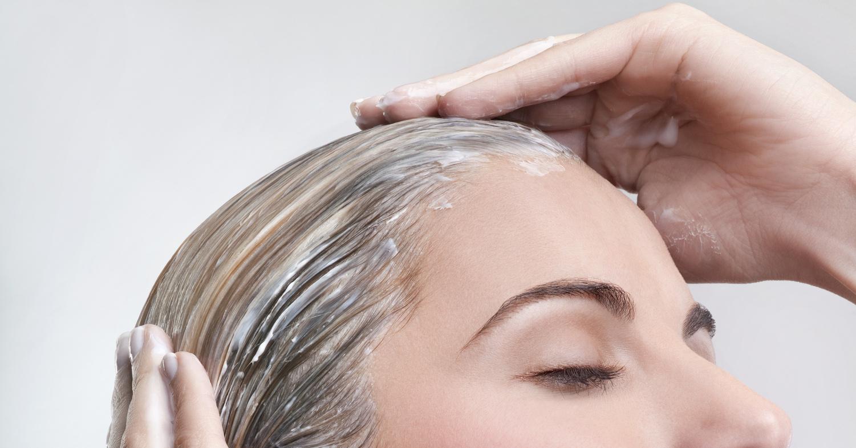 Осветление волос кефиром в