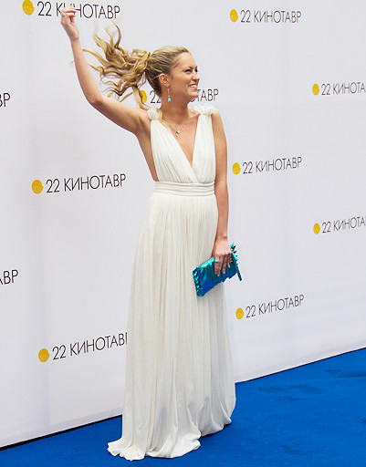 актриса Рената Пиотровски