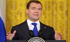 Дмитрий Медведев добавил Арнольда Шварценеггера в друзья в Twitter