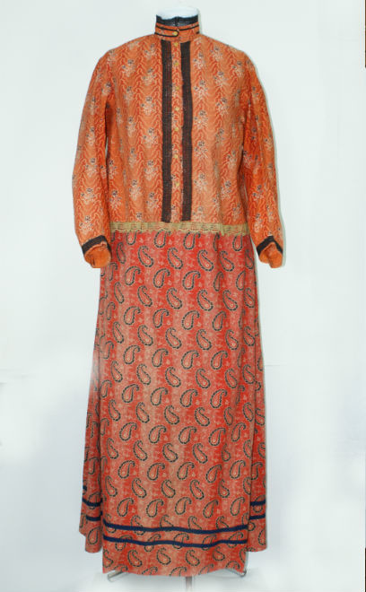 Национальный костюм: Омская область фото