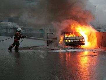 Авария пассажирского автобуса