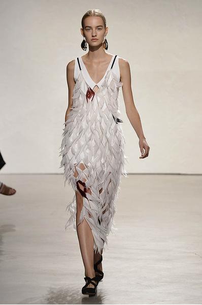 Неделя моды в Нью-Йорке: день девятый | галерея [4] фото [11]