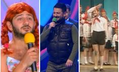 Самые смешные и любимые народом номера Михаила Галустяна