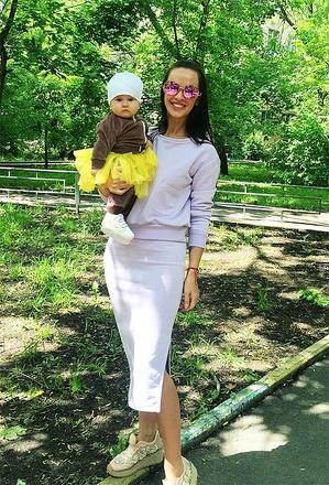 Евгения Меньщикова-Шаманаева, фото