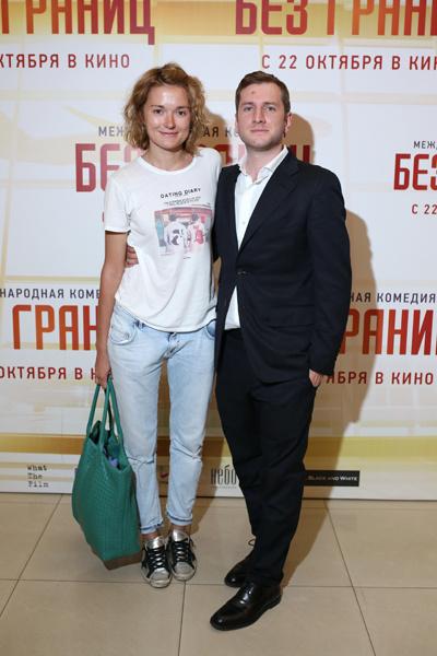 Надежда Михалкова и Резо Гигинеишвили фото