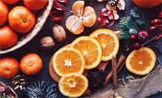 Мандарин: новогодние рецепты и украшения
