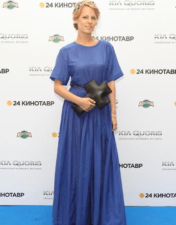 """Александра Ребенок на открытии """"Кинотавра-2013"""""""