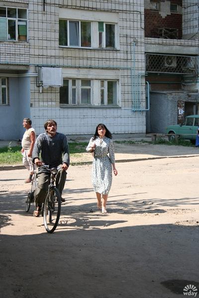 Казань в кино, Голубка
