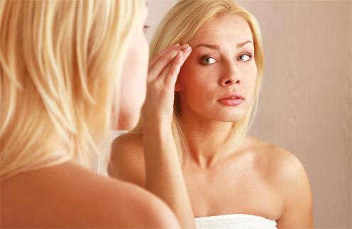 Состояние кожи лица может многое сказать о состоянии организма.
