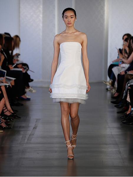 Лучшие коллекции Недели свадебной моды   галерея [3] фото [8]