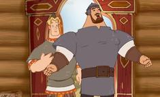 Мультфильм «Три богатыря и шамаханская царица» стал лидером новогоднего проката